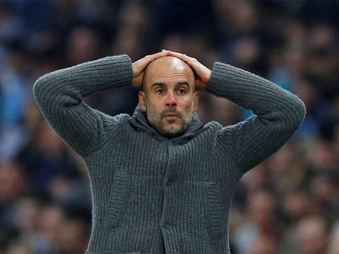 #ManchesterCityBan #PepGuardiola's future in doubt after @ManCity hit with #UEFA ban Read 👉http://toi.in/0sCREb69/a24gk