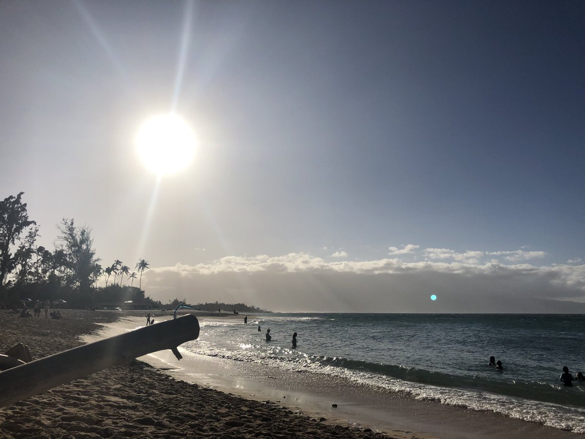 test Twitter Media - Beautiful beach day in Paia. #CMweather  #Maui #ConsciousMauu #NorthShore #Paia #MagicalMaui #Beach #Ocean #AlohaFriday #Mauinokaoi https://t.co/fVH9KkFikE