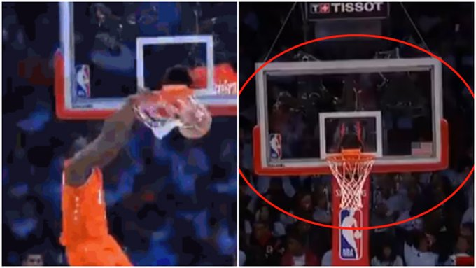 【影片】恐怖如斯!Zion多次獻暴力重扣,籃板給他灌歪了…-Haters-黑特籃球NBA新聞影音圖片分享社區