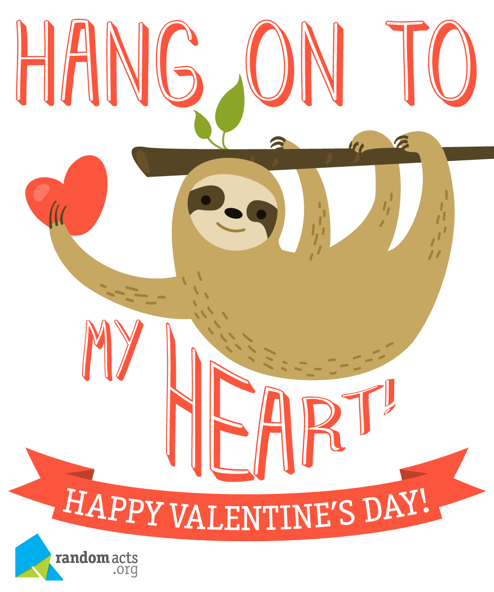 #HappyValentinesDay and #NationalDonorDay Celebrate Valentine's Day by giving life force to another. Visit your local non-profit health organization to give blood or marrow, and to sign up as an organ/tissue donor. (And download one of our cute cards to pass along.)