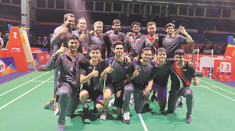 badminton-asia-team-championships-on-a-bad-day-for-singles-pairs-rejoice-india Photo