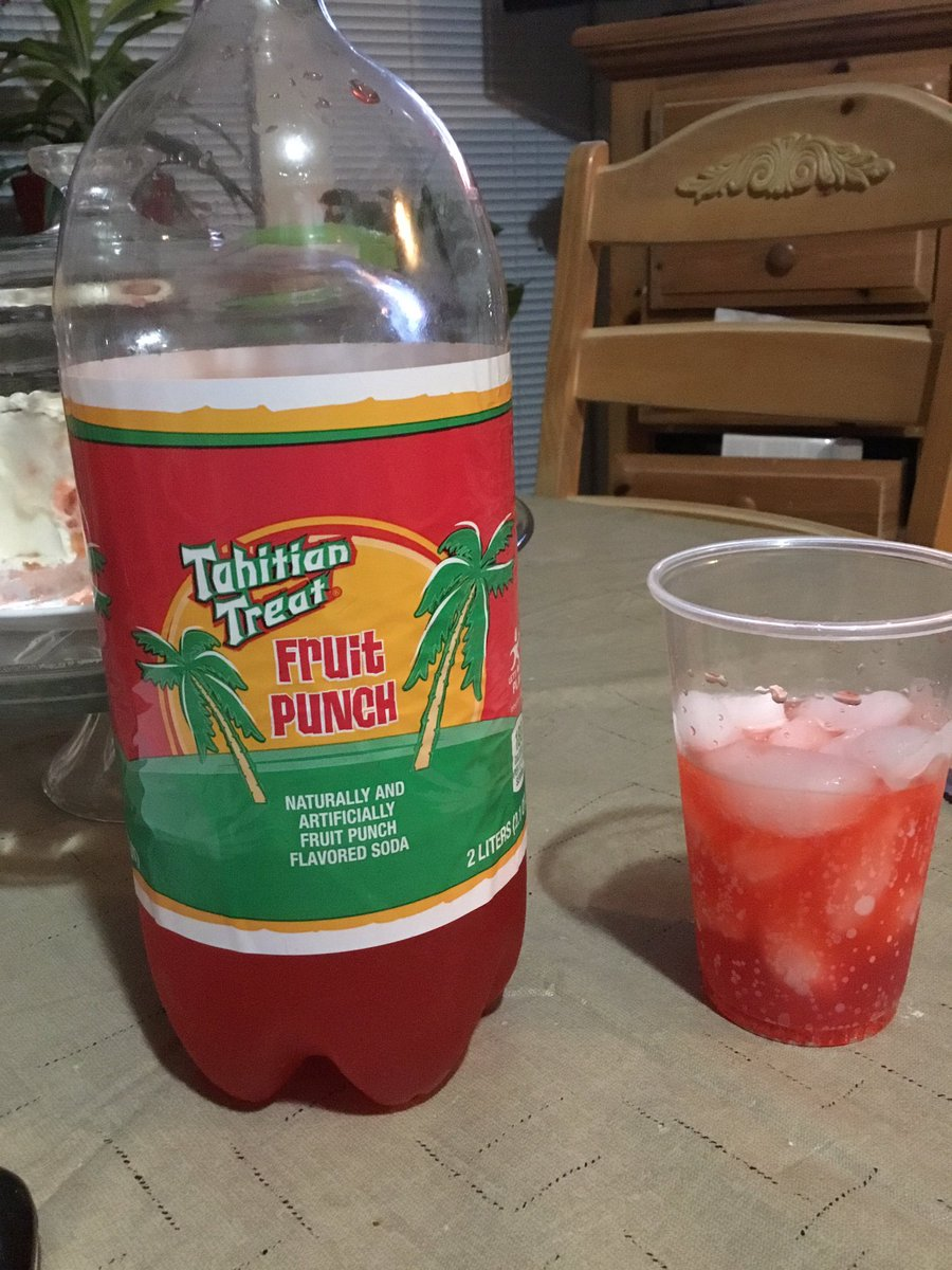 it's 1000000% Tahitian Treat #currently