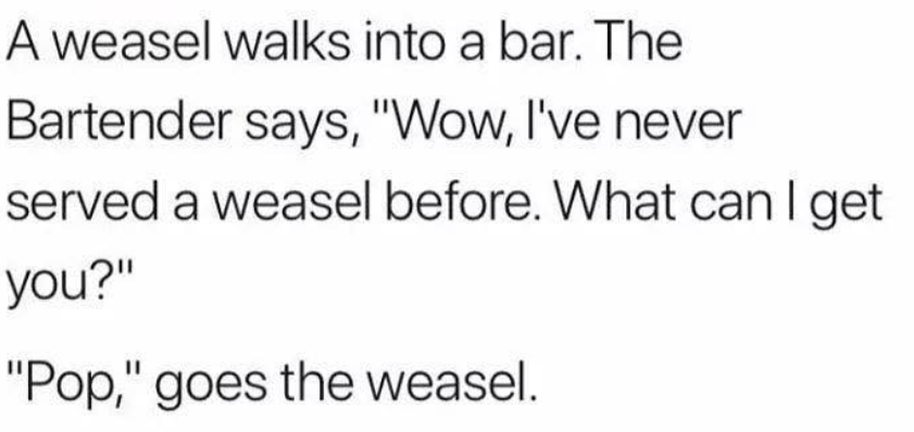 Nothing Education Related here just a Dad Joke for the weekend.