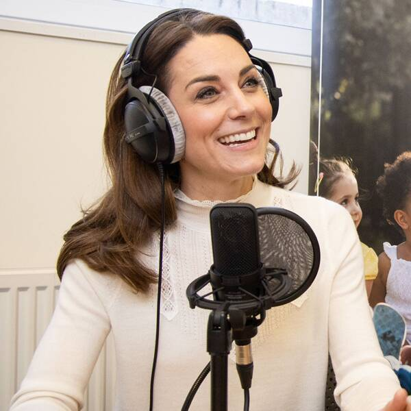 kate-middleton-gives-a-rare-glimpse-into-her-parenting-style Photo