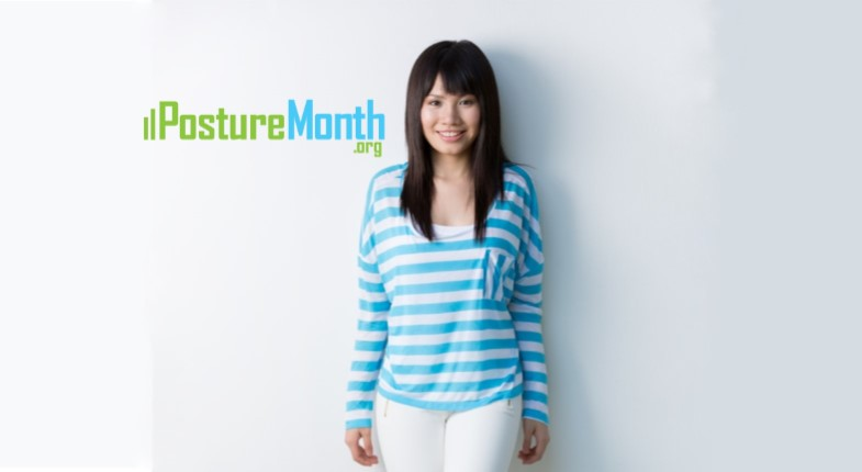 Tip 8 Posture Break to Align -  You may think your head is aligned over your torso and pelvis in good posture... |  http://PostureMonth.org    http://PostureMonth.org   #HealthyLiving  #posture