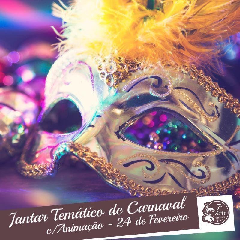 O Carnaval está quase quase aí...  Já sabe onde vai passar a noite mais divertida do ano!?   Reservas : 963488059 R. Cozinha Económica 11, 1300-149 Lisboa  #setimaarte #alcantara #buffet #food #ttasty #delicious #canapes #bistro #menu #daily #restaurante #restaurant #luncpic.twitter.com/ZzpK4SJhwW