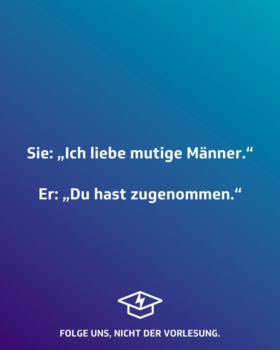 Oooff Wenn ihr Mut habt, markiert ihr euren Freund/Freundin #studentenstoff #studenten #dualerstudent #student #jodel #studieren #klausur   #lustig #lachen #witzig #lächeln #freude #lebensweisheiten #langeweile #schwarzerhumor #memesdeutsch #deutschememes #lustigespic.twitter.com/shSvh6AYUt