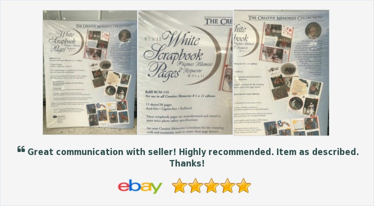 Creative Memories Cardstock Thistle Purple 10x12 Colonial Paper Pack = 5 Sheets