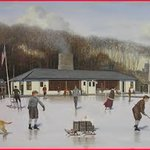 Image for the Tweet beginning: Climate Change Killed PondHockey