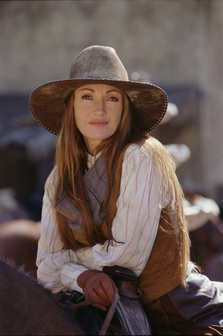 HAPPY BIRTHDAY! BONNE FÊTE JANE SEYMOUR!!
