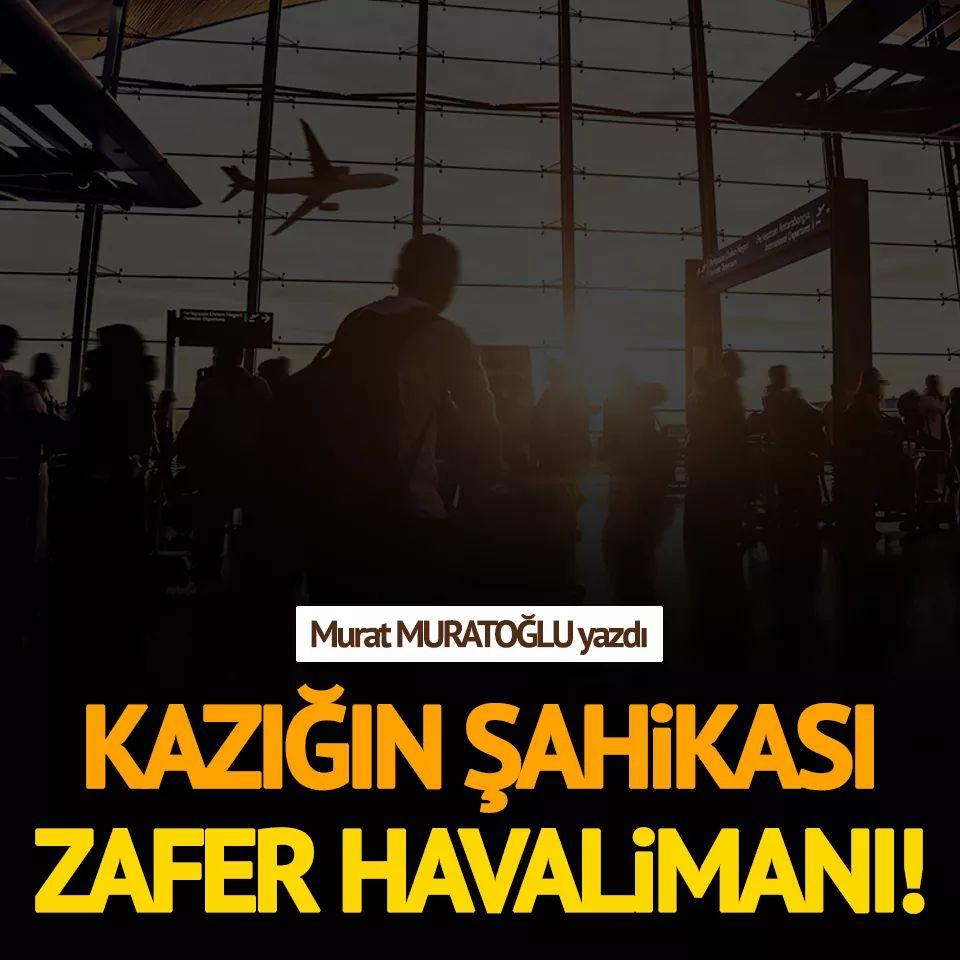 Zafer Havalimanı Fotoğraf