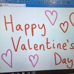 Image for the Tweet beginning: We had a wonderful Valentines