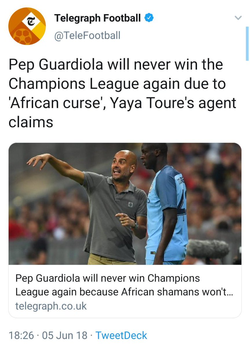 Pep Guardiola's adventures in Manchester City - Page 25 EQzZNCxU0AAjz-d