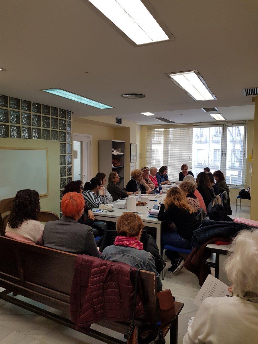 RT @forumpfeminista: Trabajando en Junta Directiva #PolíticaFeminista #Igualdad #Mujer #Feminismo https://t.co/cjjH8Ymaxp