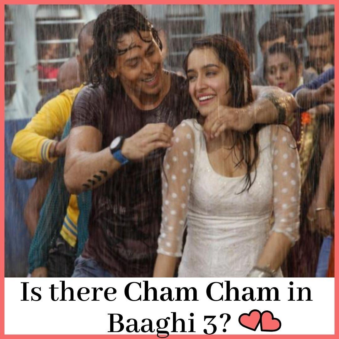What do you think?? @ShraddhaKapoor please tell #shraddhakapoor #Shraddhagems #Bollywood #Baaghi3 #BaaghiIsBack #saturdayfeelspic.twitter.com/ANIROXBew2