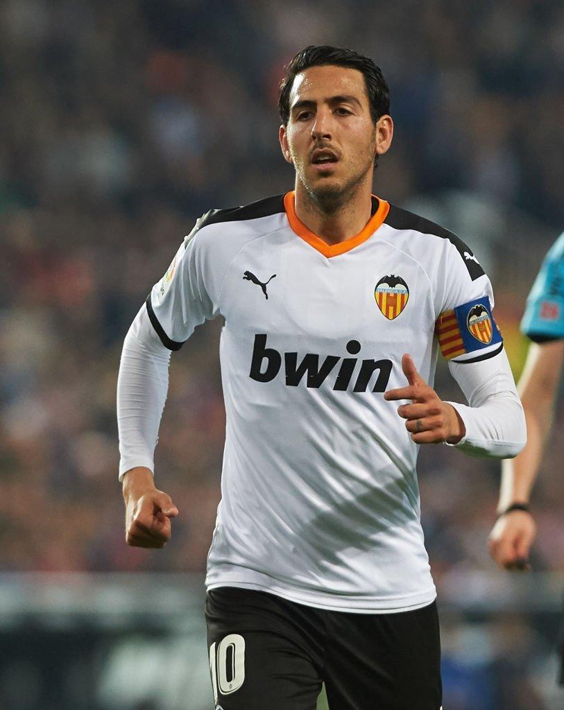 Dani Parejo #atletivalencia https://t.co/adwF1K4bHL