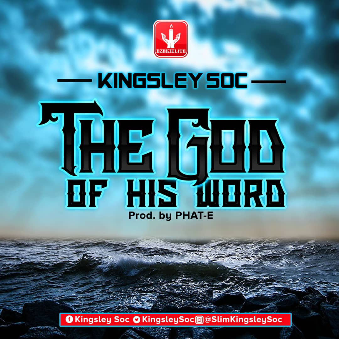 Kingsley SOC releases new single titled THE GOD OF HIS WORD  Stream/Download: https://www.gospelnaija.com/music/the-god-of-his-word-kingsley-soc…  @kingsleysoc @slimkingsleysoc  #GospelNaija #GospelMusic #NigerianGospelMusic #ChristianSongspic.twitter.com/gJu9vw7Vok