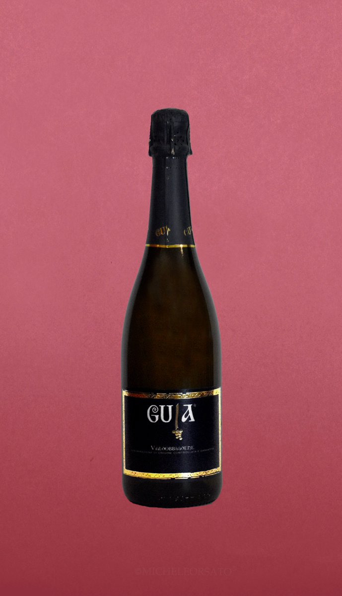 And this, which is a Brut sparkling wine, from the harvest of the hills of Guia di Valdobbiadene.    #GUIA #UNESCO  #Valdobbiadene #superiore #wines #wine #cellar #winery #Wein #sekt #authentisch #Keller #ワイン #micheleorsatophoto #photography  #photograph