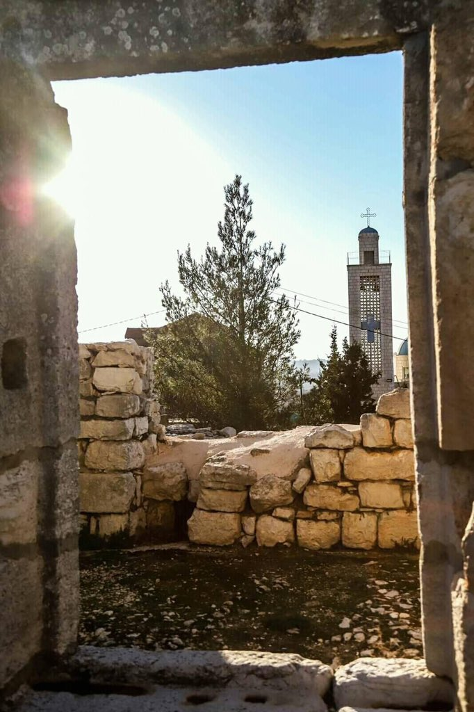 Taybeh, Palestine. (Ephraim) https://t.co/sdujrsMf51