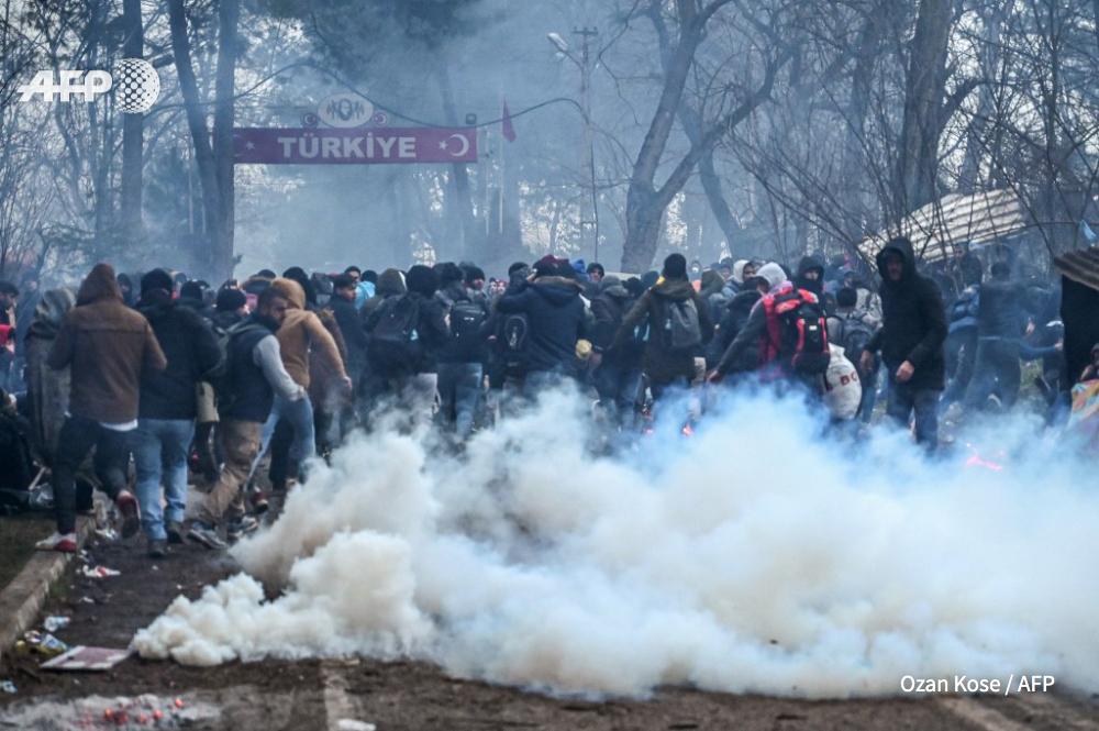 Второй фронт Эрдогана