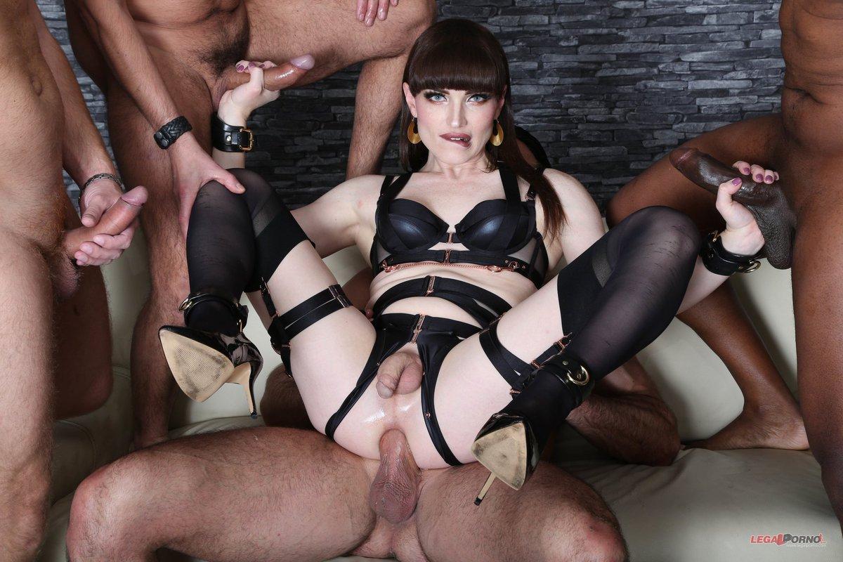 Transvestite porn