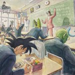 ヤムチャ先生の特別授業!細かいところまでよーく見て!
