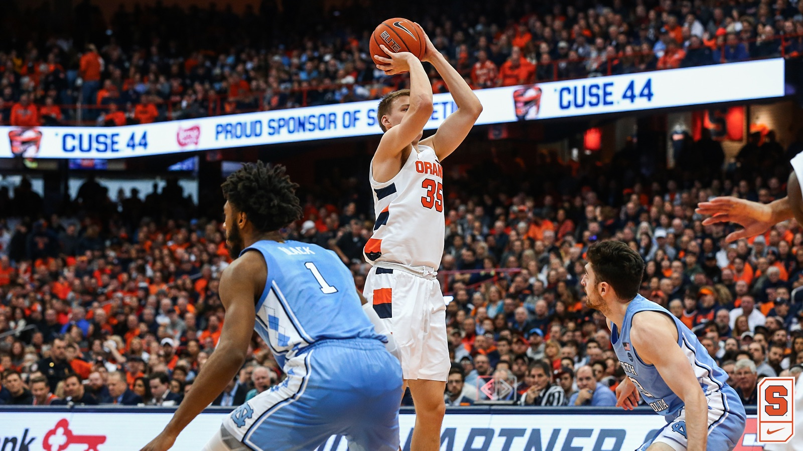 Syracuse falls to North Carolina at the Carrier Dome, 92-79 (full coverage)