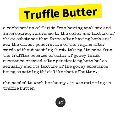 Truffle Butter Urban