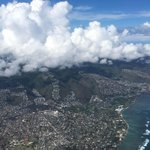 Image for the Tweet beginning: #UHMResearch: Parts of #Hawaii seeing
