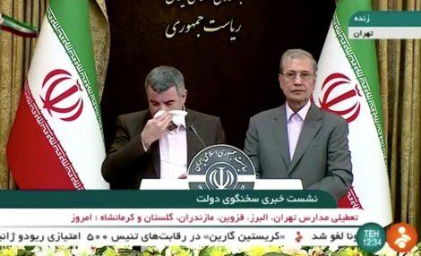 Coronavirus, in Iran un contagiato 'eccellente': il vicepresidente - https://t.co/kNQFfBlqdP #blogsicilianotizie