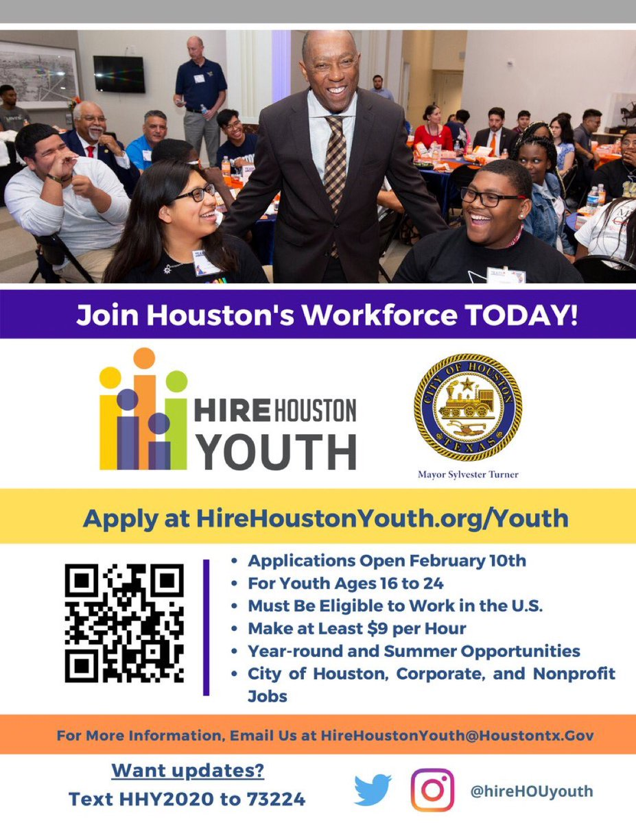 Houston Isd On Twitter Students The Hirehouyouth Application Is Now Open Want To See 14 18 Year Olds Change And Shower Apply To Be An Hisdgymcoach Visit Https T Co N5tqktht49 For More Information Houstontx