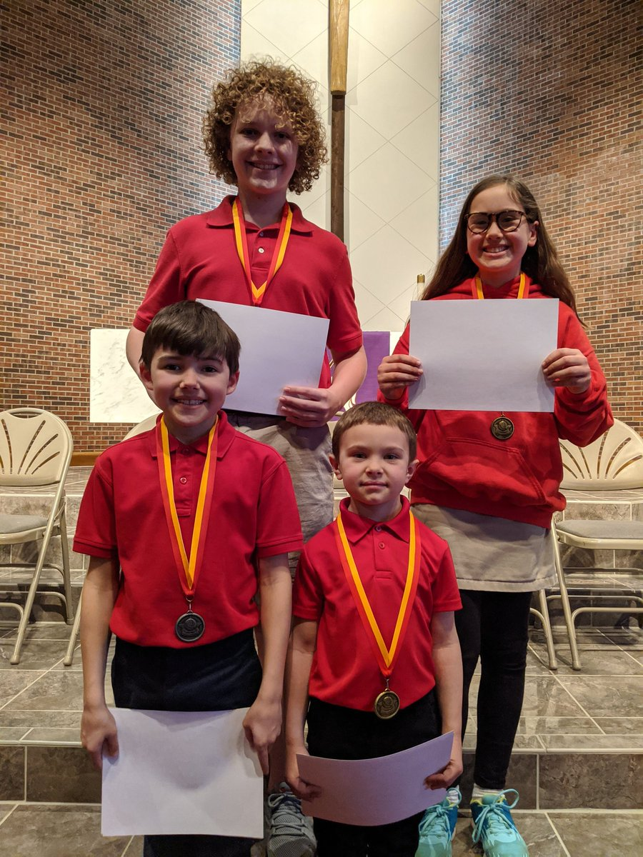 Congratulations to our #geographybee winners.  Nice work!<br>http://pic.twitter.com/CCNlSI3mYR