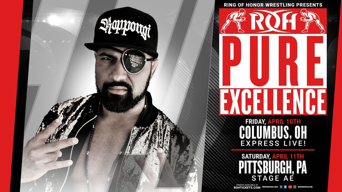 ROH Announces New Names For Pure Title Tournament And Women's World Title Tournament
