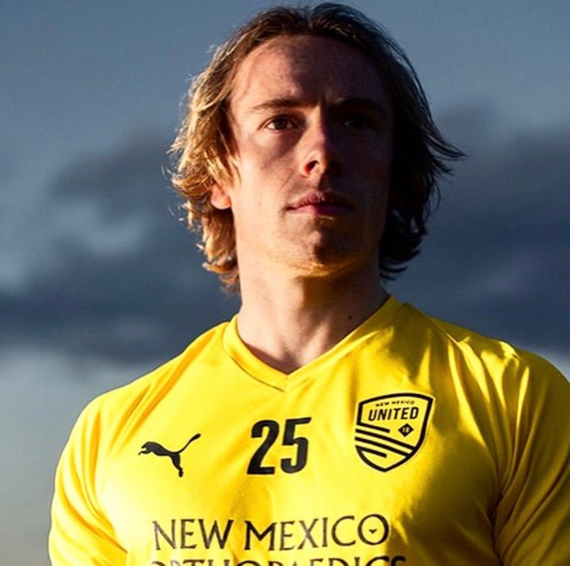 THROWBACK | One year ago today, @NewMexicoUTD unveiled client @danielrbruce as their new signing. The rest, as they say, is history... Brucey is a fan-favourite in New Mexico that's for sure #Soccer #Brucey #BeChampions #NewMexico #United #SomosUnidos<br>http://pic.twitter.com/sgJjq7DIFD