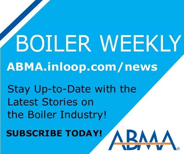 We just published our #BoilerWeekly E-Newsletter! #Subscribe today and stay up-to-date on the latest #boiler industry #news!