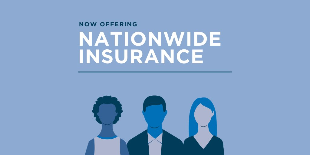 We are proud to offer Nationwide Insurance for all of your personal insurance needs.  Auto, Home, Renters, Boat, Motorcycle, & more! Give us a call to get a quote today! Phone: 804-747-6205  Email: info@aissiva.com Web:  https://www. aissiva.com/request-a-quot e/  …  #InsuringYourFutureToday #RVA <br>http://pic.twitter.com/O1qx6V31pN