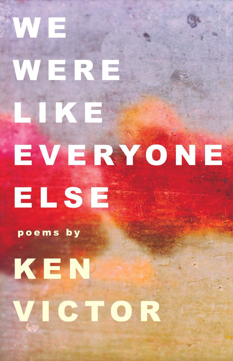 Read a review of Ken Victor's book of poetry, We Were Like Everyone Else (@cormorantbooks, 2019). Joseph LaBine's full review is in our current issue 209 and on our website: http://www.malahatreview.ca/reviews/209reviews_labine.html…pic.twitter.com/ENrsIXpwCy