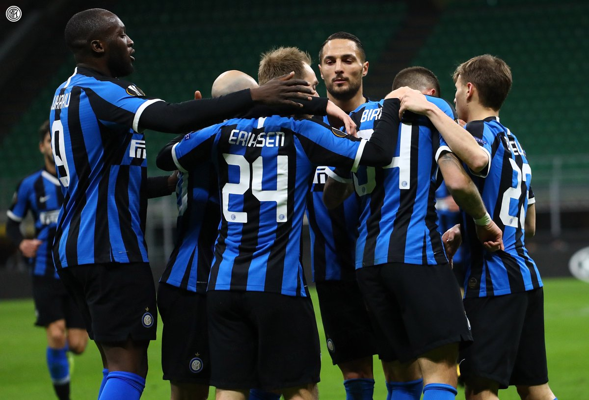 #InterLudogorets