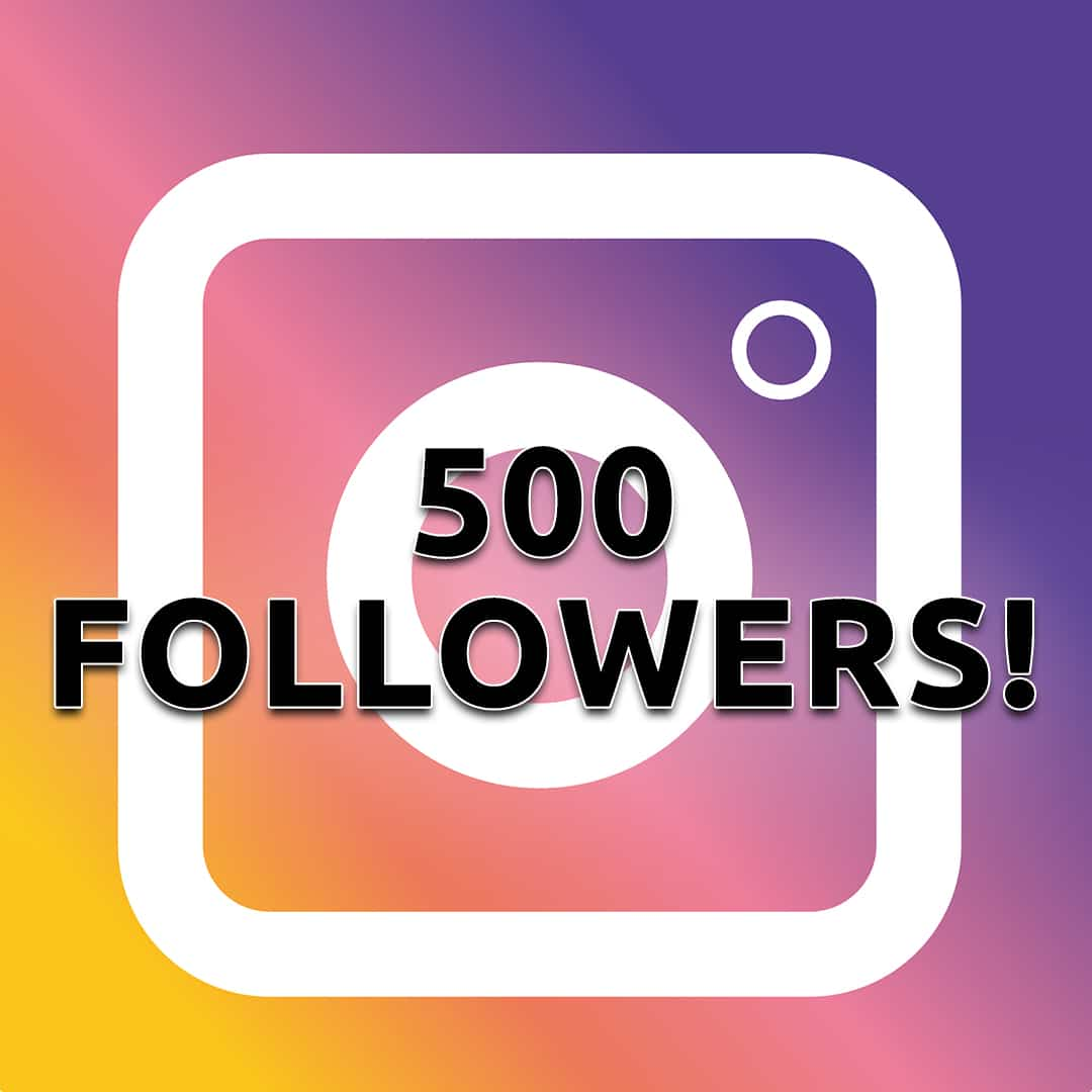 We have 500 followers over on #instagram which is absolutely amazing.   If you would also like to join us over there just search Disney Uk Ohana 😁