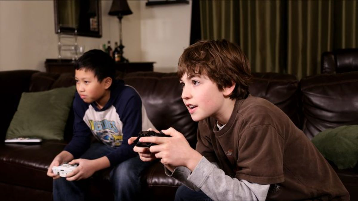 12-Year-Old Couldn't Begin To Guess Name Of Friend Whose House He Visits To Play Xbox https://trib.al/MqMGrku