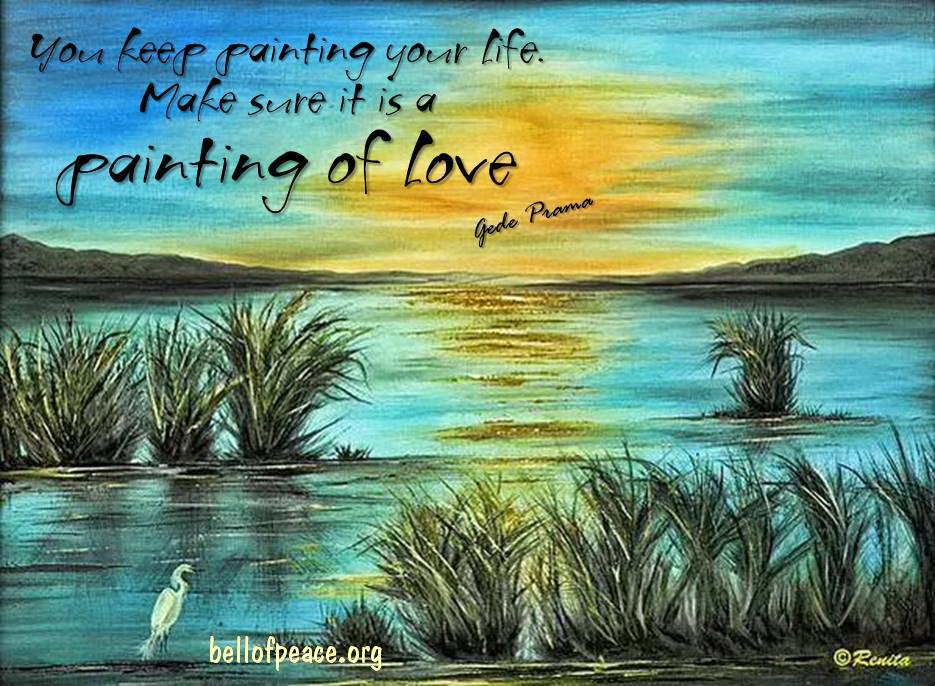 You keep... #gedeprama #bali #beauty #happy #healthy #holy #innerharmony #JoyTrain   Photo courtesy: Pinterest