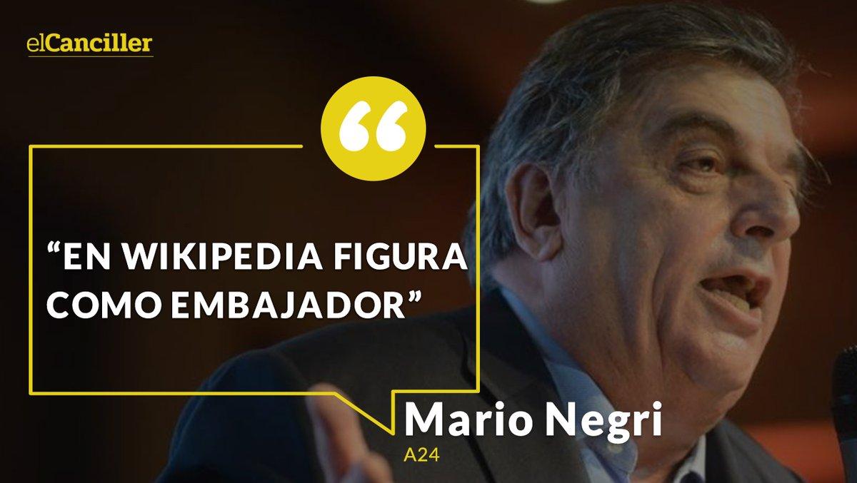 """@danielscioli [AHORA] Negri apuntó contra Scioli y advirtió que """"pese a que lo borren"""", Juntos por el Cambio tiene """"la captura de pantalla""""."""