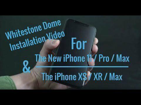 iPhone 11 & XS Installation Video  #WhitestoneDomeGlass #iphone11 #iPhone11Pro #iPhone11ProMax   💎💎  #BTS #ARMY #JIN #JUNGKOOK #RM #V #JIMIN #JHOPE #SUGA #BEST #Screenprotector #Premium #Glass #Cracked #Screen #happy #fun #oh