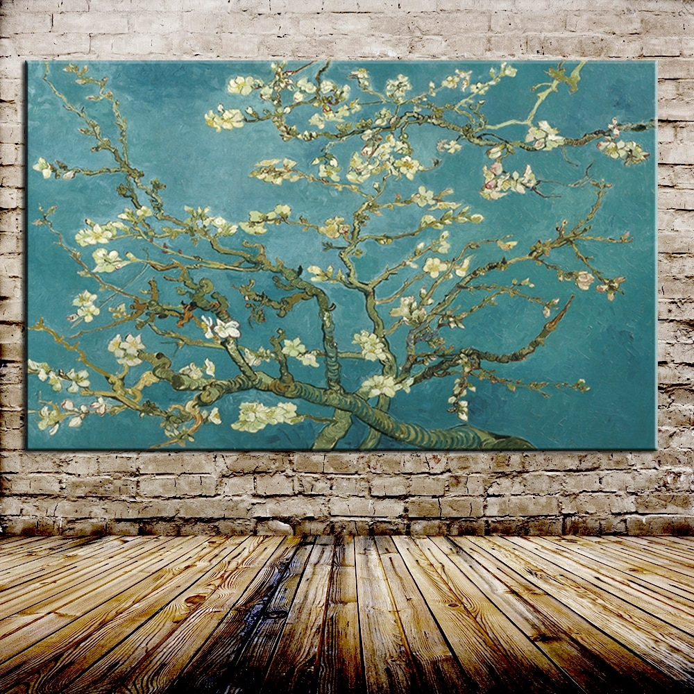 Blossoming Almond Tree Vincent Van Gogh. Get it here --->  #art, #homedecor, #best, #painting, #buy, #wall, #top, #love, #room, #new, #canvas, #picture, #fantasy, #dream, #artist, #cheaper, #free, #shipping, #print, #oil, #image
