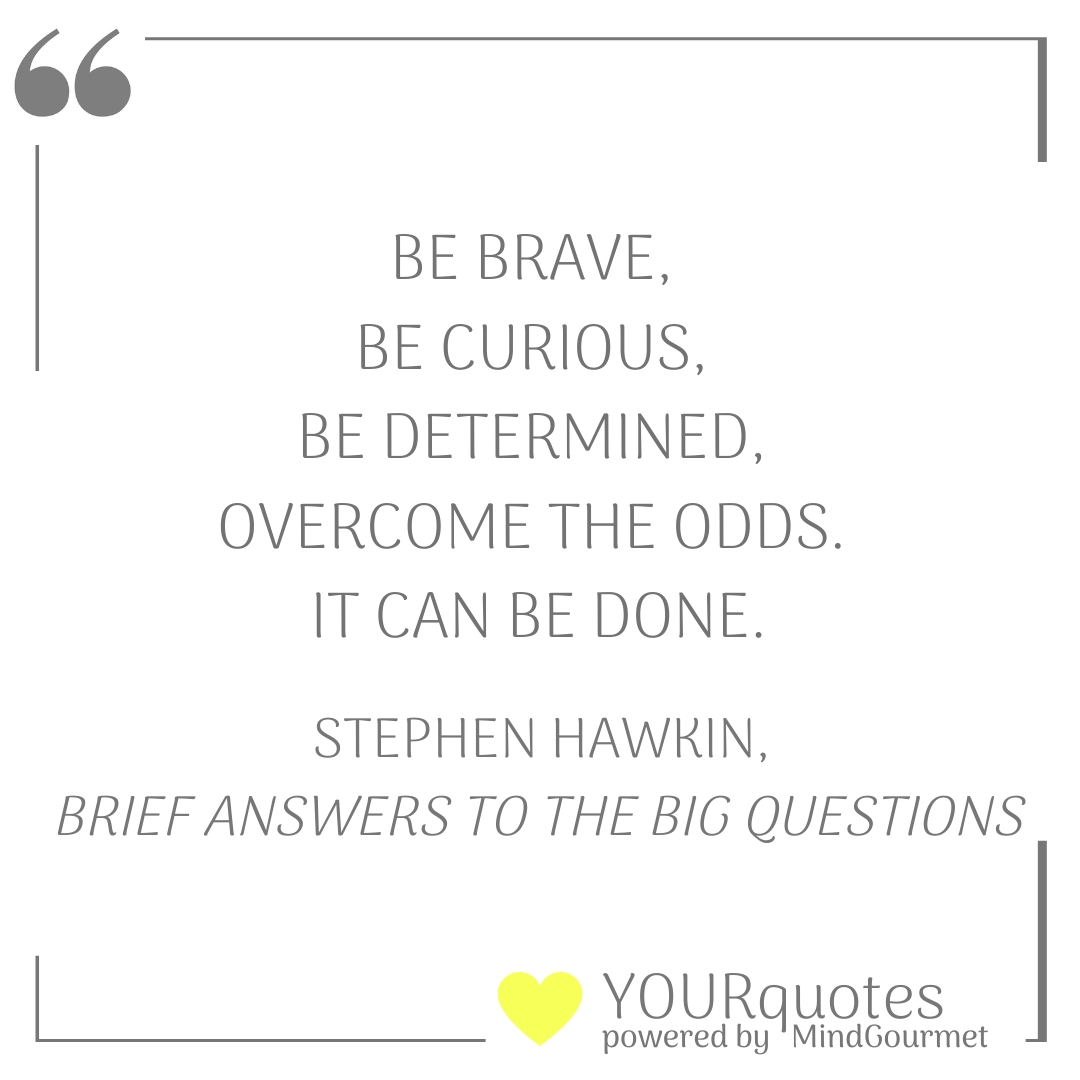 Stephen Hawking #yourquotes  https://yourquotes-service.com/ #mindgourmetpic.twitter.com/rnx4TNvjLh