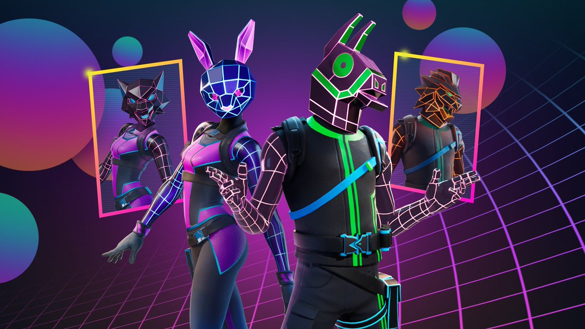 Item Shop For February 28th 2020  Grab the new Neon Jungle Set, with Styles that change when you switch from your pickaxe to a weapon! #Fortnite #FortniteChapter2    #fortniteseason2pic.twitter.com/4QGluhrCII