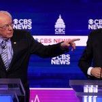 Image for the Tweet beginning: NEW Fox News Poll: Sanders