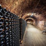 Image for the Tweet beginning: What's a wine cave really