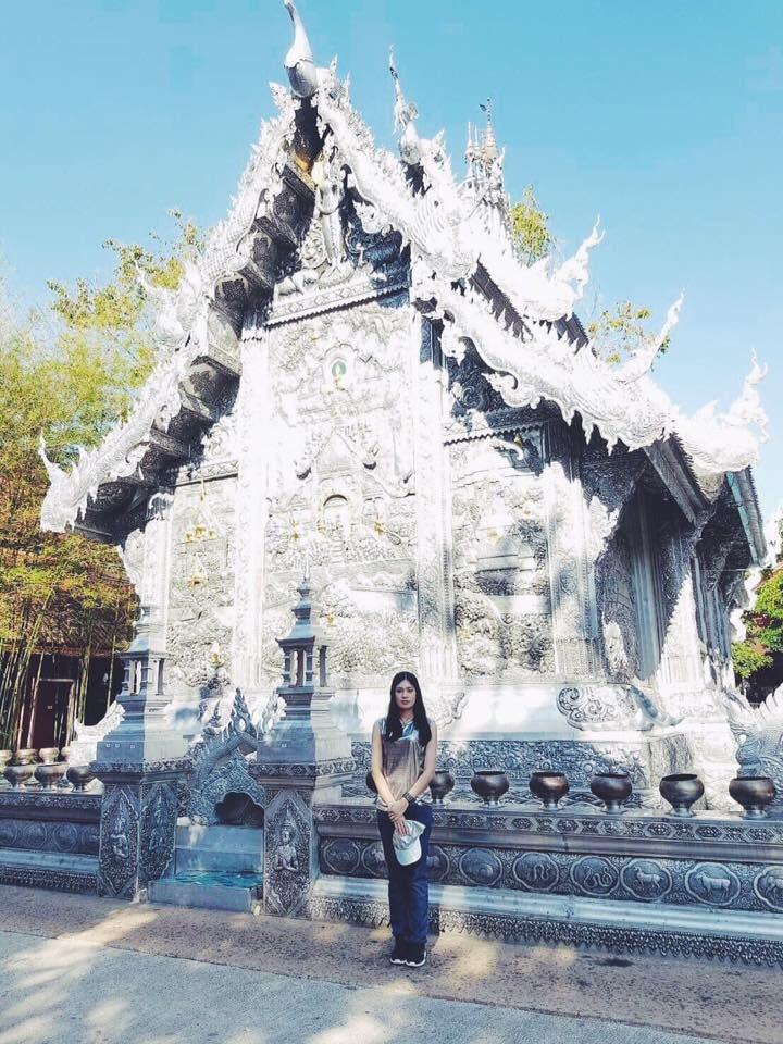 #WatSriSuphan #Silvertemple #วัดศรีสุพรรณ #เชียงใหม่ #Chiangmai #Thailand #Buddhismpic.twitter.com/q5nbLRvhZl