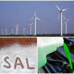 Image for the Tweet beginning: Almacenar energía renovable con sal